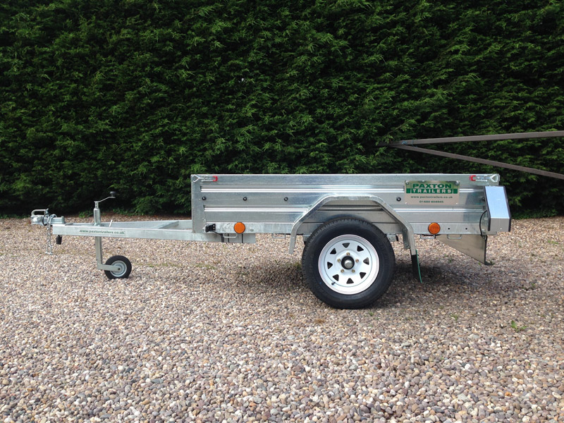Paxton Trailers | Motorcycle Trailer | Car Trailer | Trailers For ...