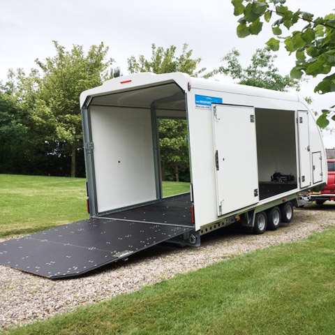 Woodford Trailers Trailers For Sale Uk Motorcycle Trailer Car Transporter Trailer Covered Car Trailer