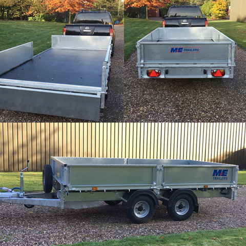 Flatbed Trailers Image