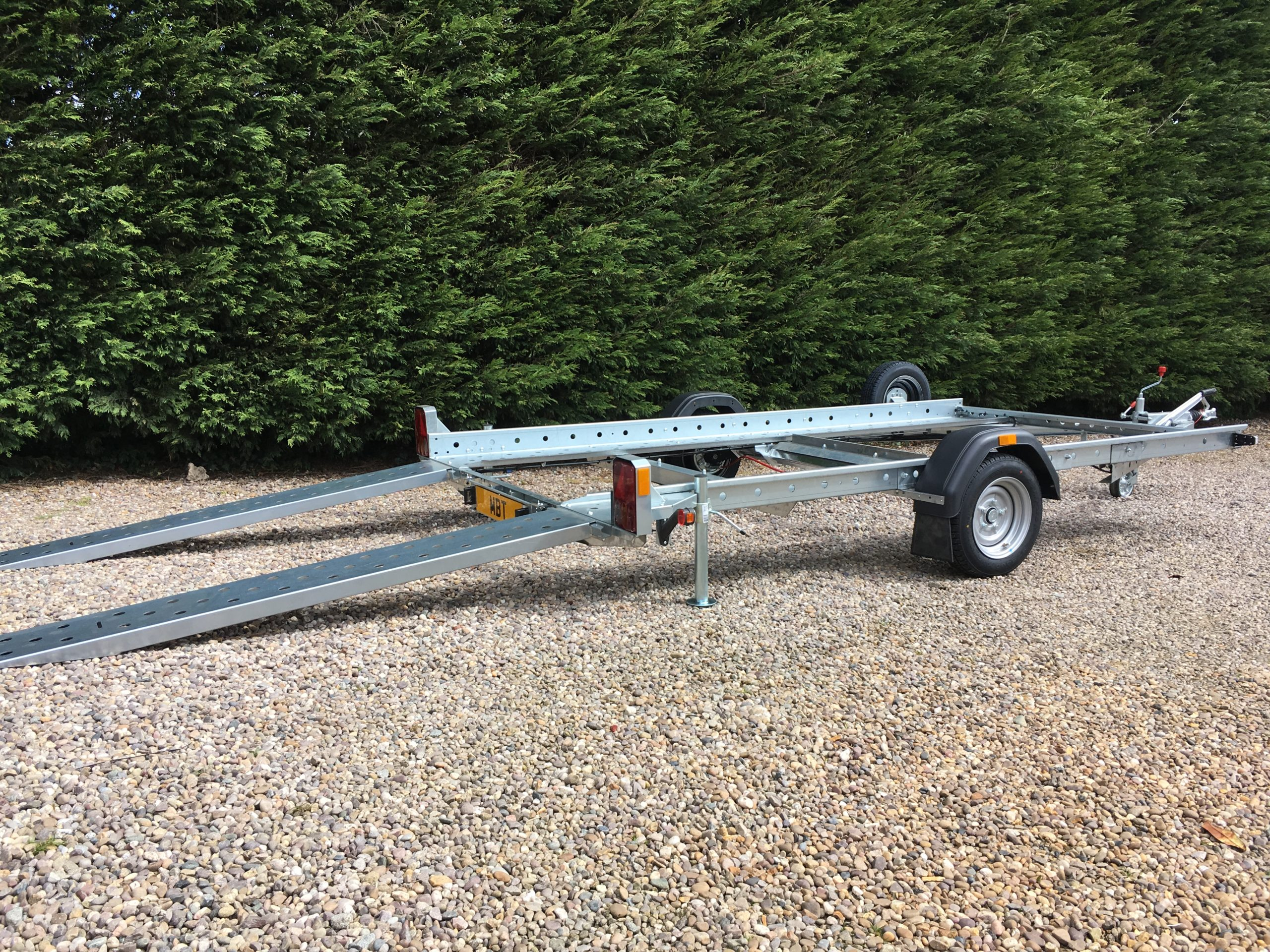 Lightweight Trailer - Ex display 12