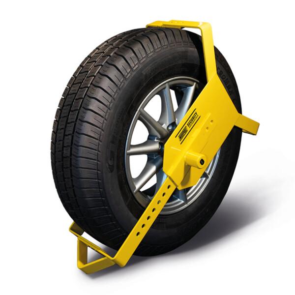 MP909 10″-16″ Heavy Duty Wheel Clamp Image