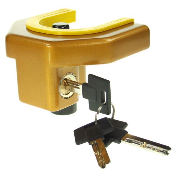MP9952 Deluxe Trailer & Caravan Coupling Lock Image